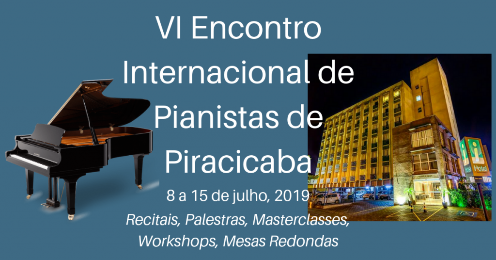 VI Encontro Internacional de Pianistas de Piracicaba (2)
